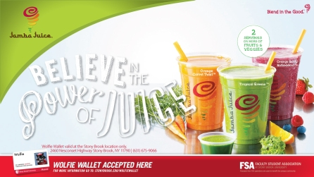 Jamba Juice SCALA System Digital Promotion