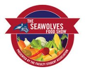 Logo Design : Seawolves Food Show by SBU FSA