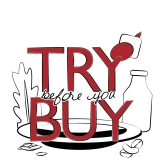 Logo Design : Try Before You Buy Campaign- SBU Student Panel