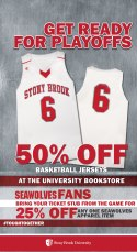 Seawolves Basketball Jersey Promotional Sale