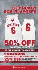 Seawolves Basketball Jersey Promotional Sale