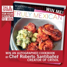 Chef Roberto Santibañez Cookbook