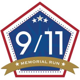 Logo Design for 9-11 Memorial Run at NC State