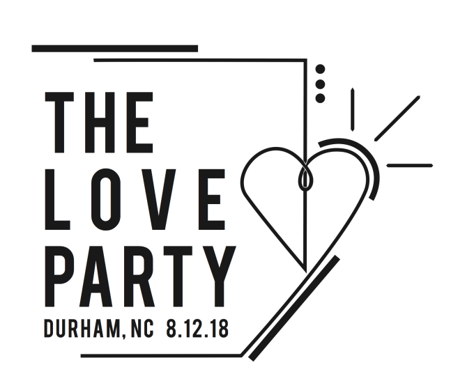 Love Party, Durham North Carolina Non-traditonal Wedding Expo