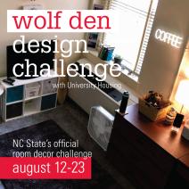 Wolf Den Design Challenge 2019